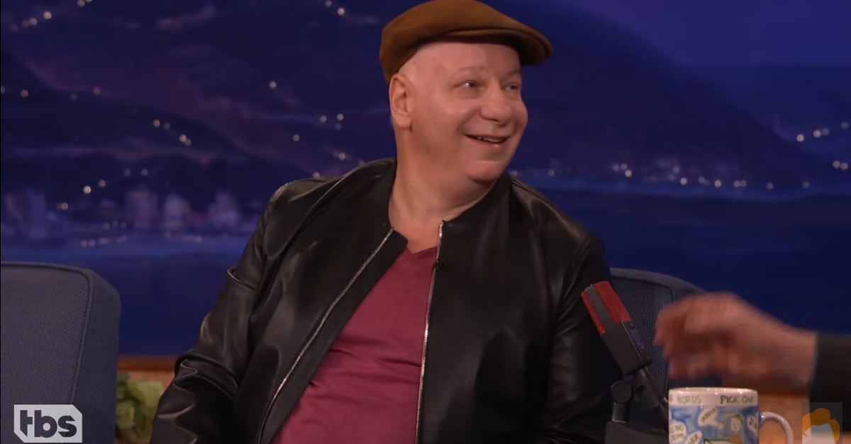 Jeff Ross talks about roasting the leader of the free world and reveals his favorite zinger
