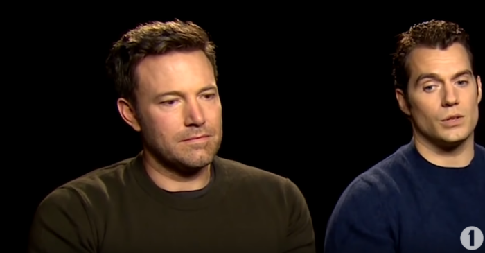 "Ben Affleck gives a hilarious response when confronted with ""Sad Affleck"""