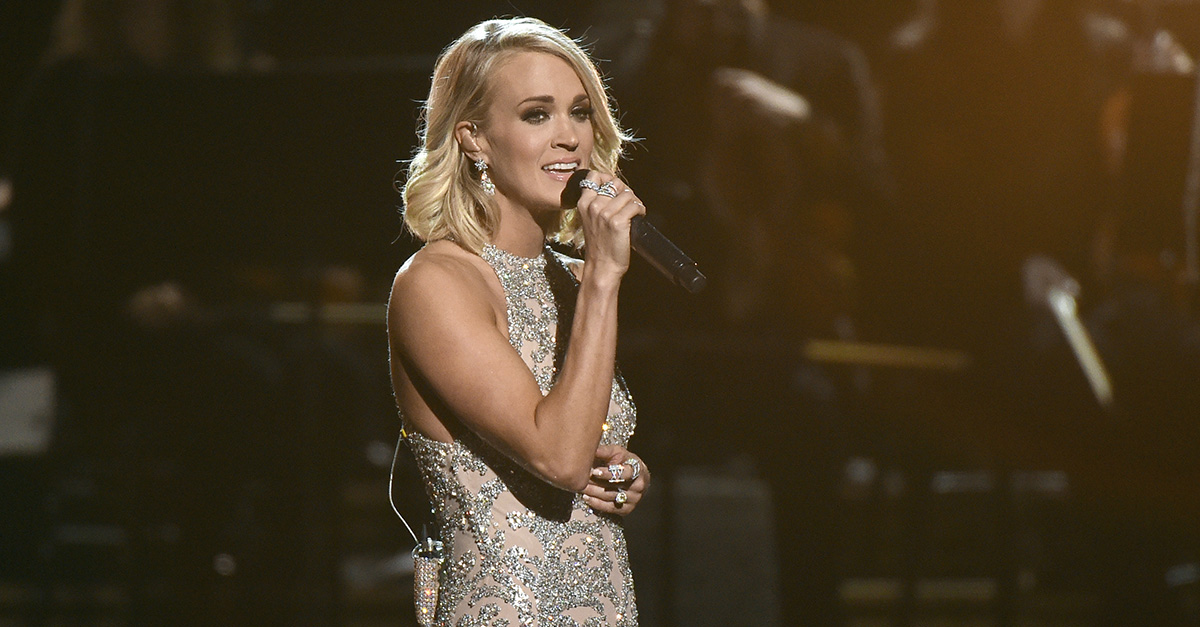 Carrie Underwood's Nashville-area home suffers major storm damage
