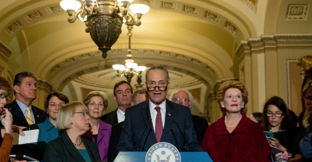 It takes talent to be as bad at politics as Senate Democrats