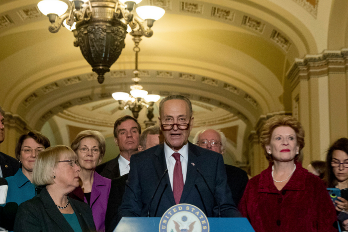 It takes talent to be as bad at politics as Senate Democrats
