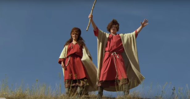 Conan went off to Armenia and tried out his shepherding skills, because why not?