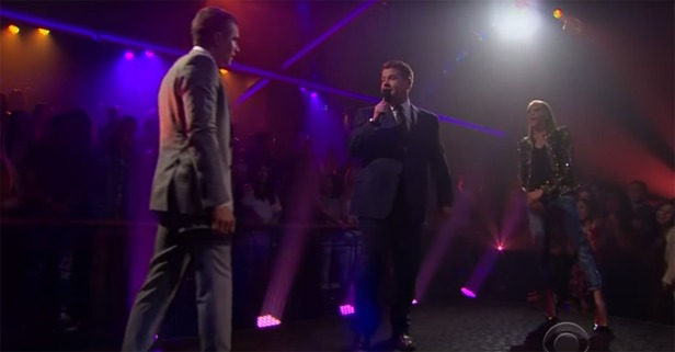 James Corden, Dave Franco and Cara Delevingne threw down in a surprisingly mean rap battle