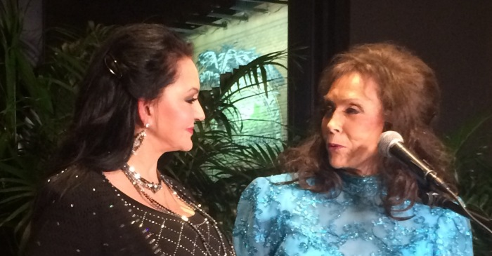 Crystal Gayle is speaking out following Loretta Lynn's unexpected stroke