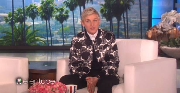 Watch Ellen DeGeneres give a heartfelt tribute to Carrie Fisher and try not to cry