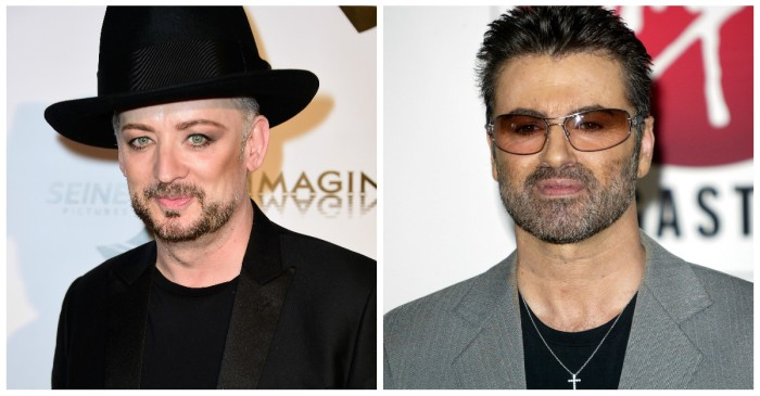 Boy George sets the record straight about all those feud rumors with the late George Michael