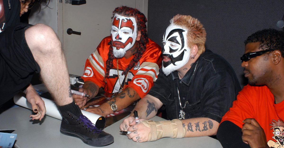 Woop Woop: Juggalos will march on Washington