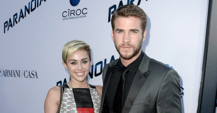 Miley Cyrus sent Liam Hemsworth the cutest note for his birthday