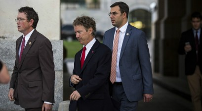 Thomas Massie has introduced a bill to audit the Fed, and it has a real chance of passing