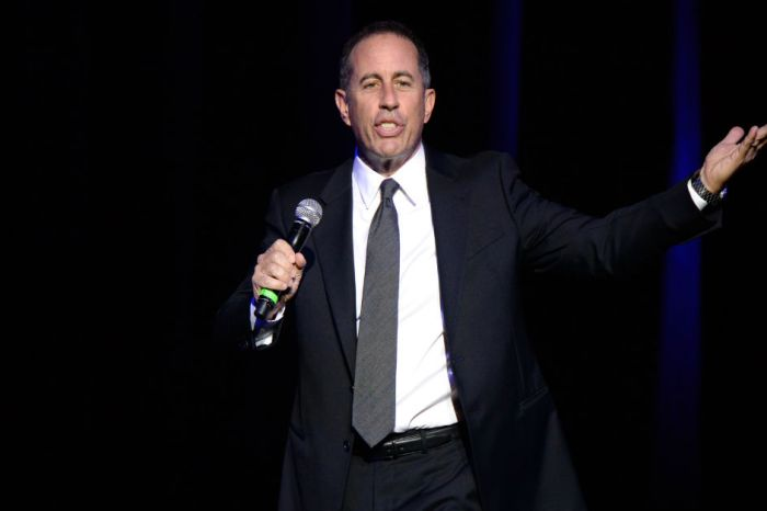 "Jerry Seinfeld is getting ripped across the web for, what one Twitter user called, ""the worst f***ing tweet"" he's ever seen"