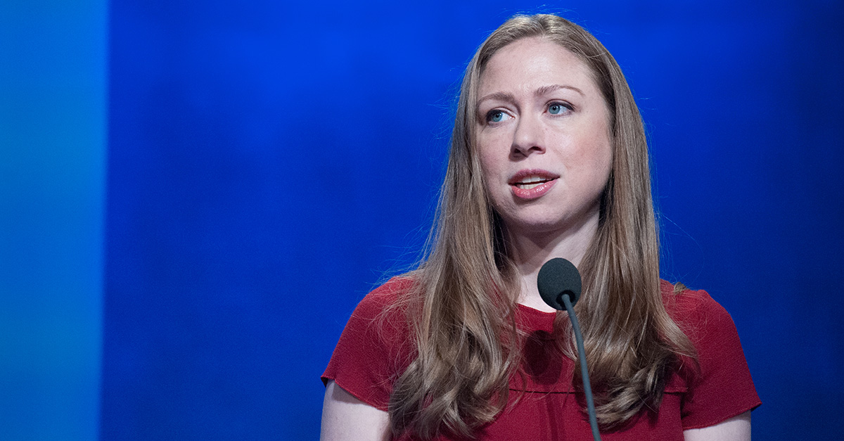 Stop trying to make Chelsea Clinton happen