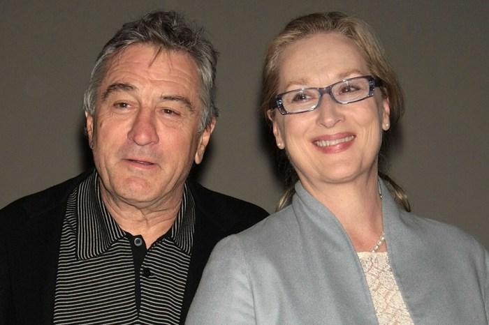 "Robert De Niro pens a beautiful letter in support of Meryl Streep after Donald Trump calls her ""overrated"""
