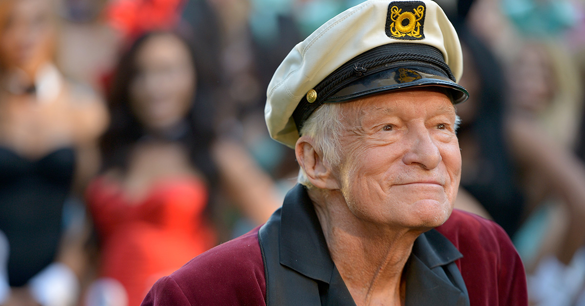 An American icon is gone: Hugh Hefner dead at 91