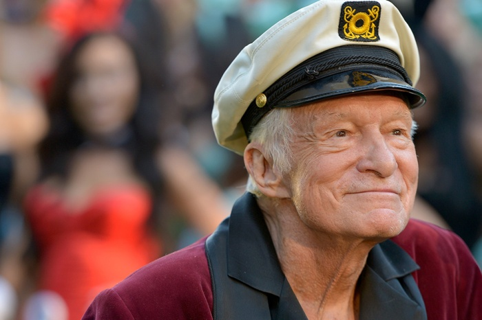 With a few photos of Marilyn Monroe, Hugh Hefner ignited a sexual revolution