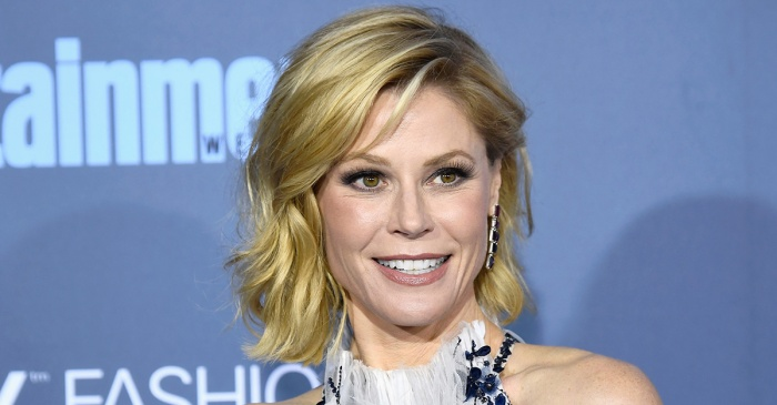 """Modern Family"" star Julie Bowen faced serious backlash for a joke she made about Barron Trump"