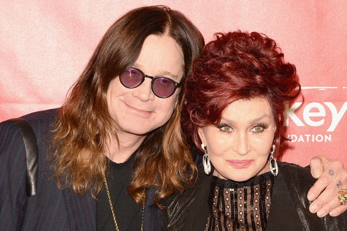 "They almost ended it all last year, but Sharon and Ozzy Osbourne just celebrated 35 ""wonderful"" years together"