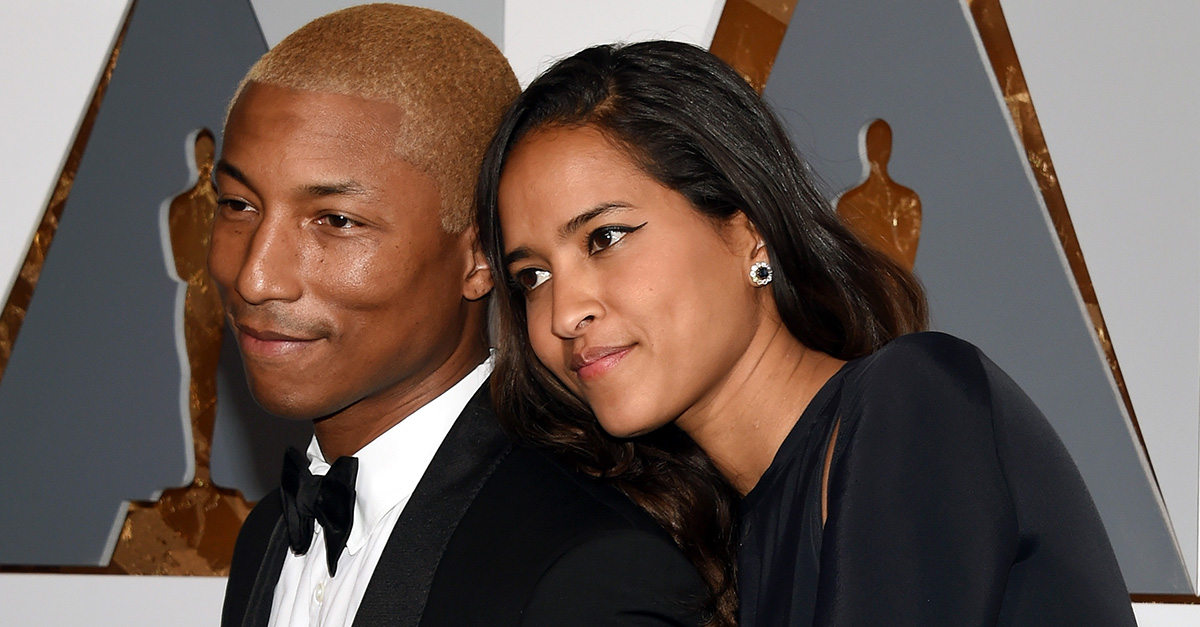 Pharrell Williams and wife Helen Lasichanh surprised fans with the news of three new additions to their family