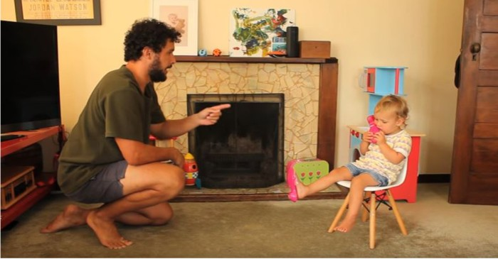 "This dad gives hilarious advice on how to ""punish"" your misbehaving child"