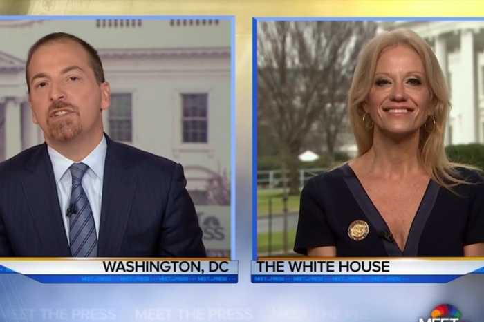 "Merriam-Webster — yes, the dictionary — mindfully trolls Kellyanne Conway for her ""alternative facts"""
