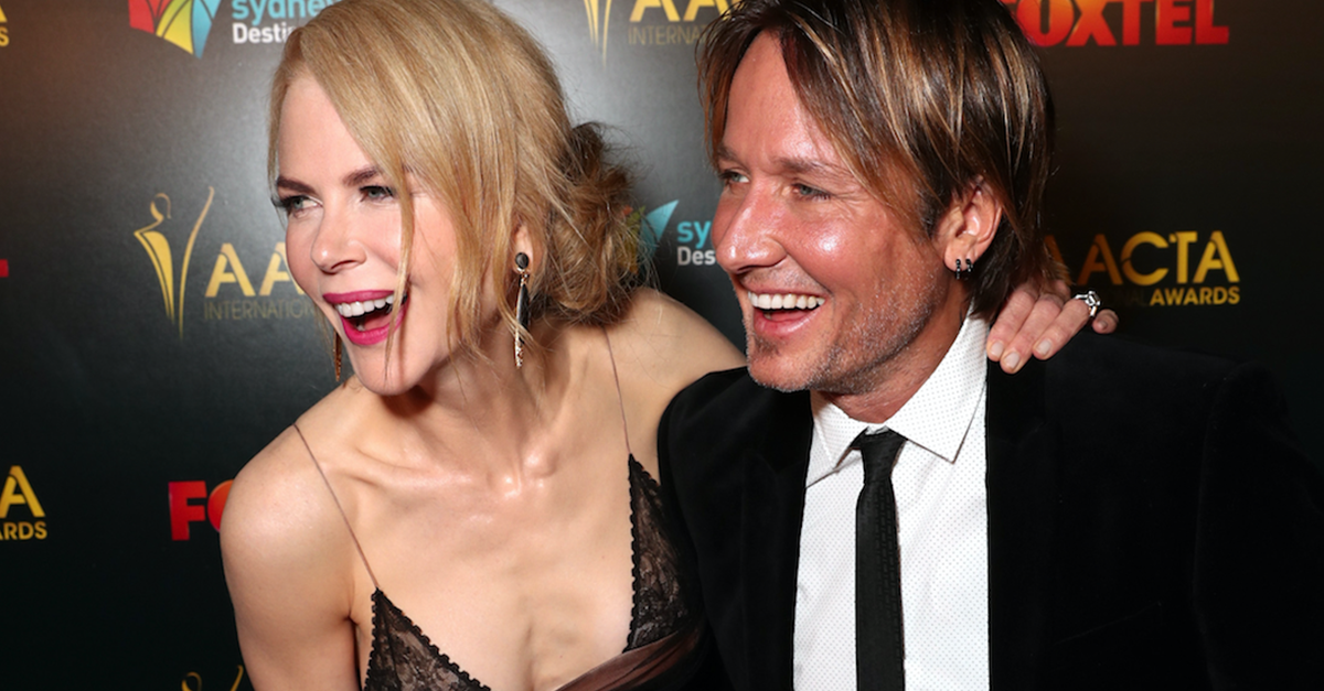 Father's Day is just the start of the party for Keith Urban and Nicole Kidman