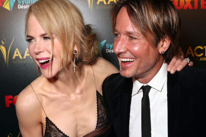 Keith Urban and Nicole Kidman beam with pride over this exciting moment