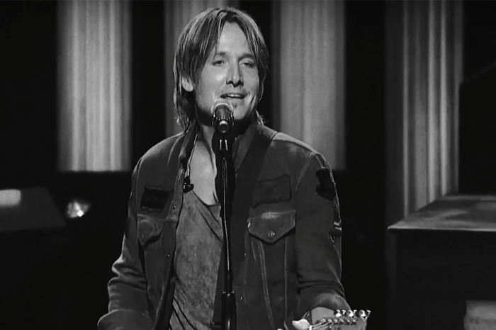 "Watch Keith Urban take his latest No.1 hit to the Grand Ole Opry's ""hallowed stage"""