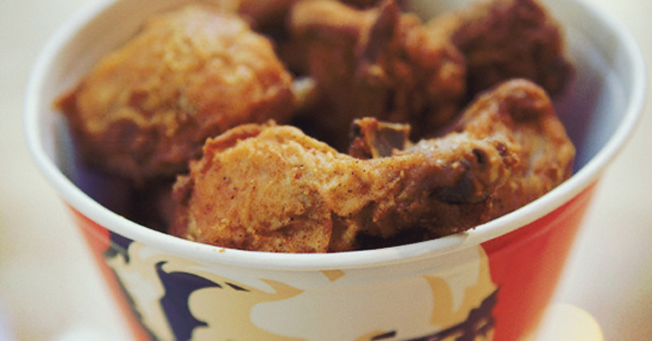 This crispy fried chicken tastes exactly like KFC's
