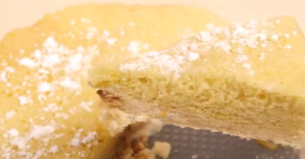 Dessert in a flash: This simple 3-minute lemon cake cooks entirely in the microwave