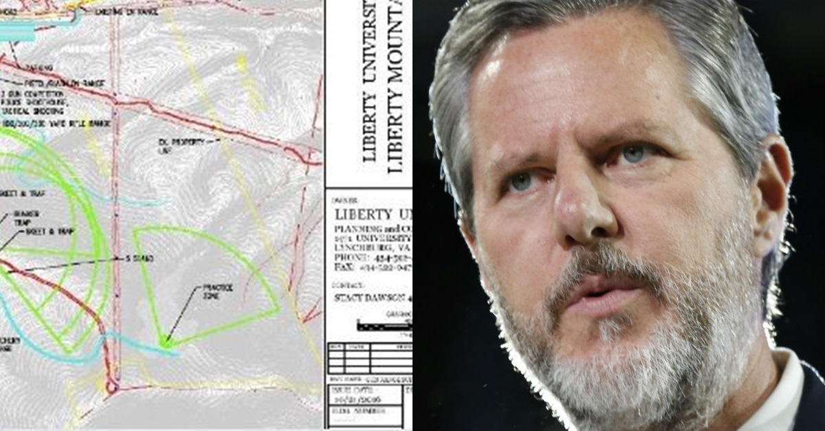 Liberty University set to build a state-of-the-art gun range on its Virginia campus