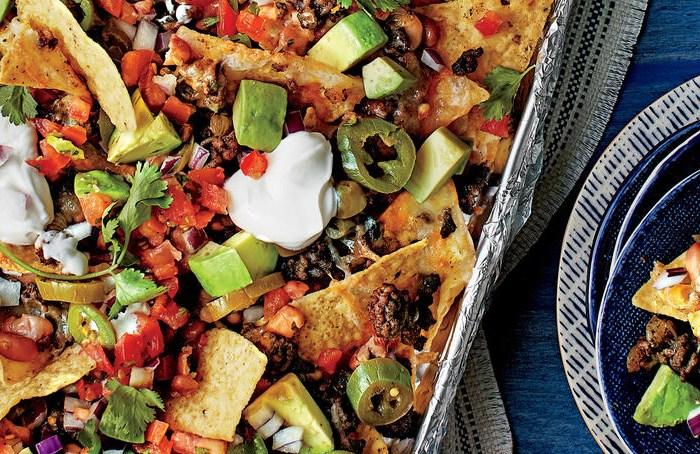 You're making nachos wrong