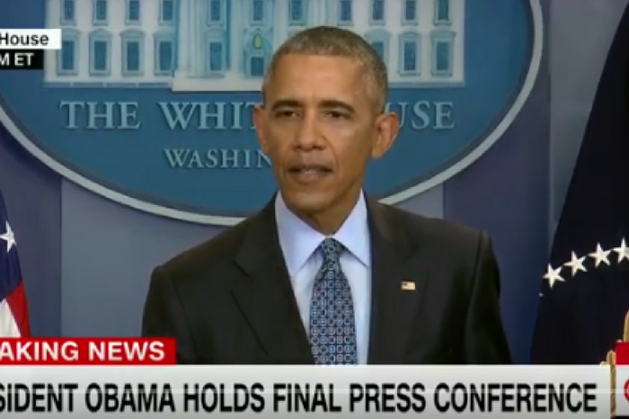 Obama gave his final goodbye as Commander in Chief, and here's what he had to say