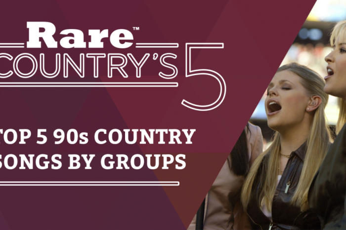Rare Country's 5 looks at the hottest country songs of the '90s from groups