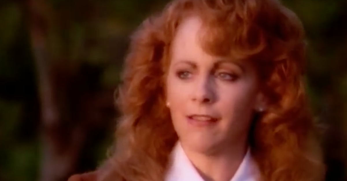 Reba McEntire is ready to tap into the dark side with her new project