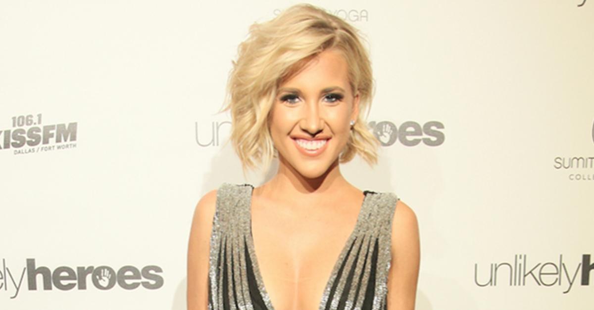 TV star Savannah Chrisley shuts down internet trolls blaming her for serious car crash