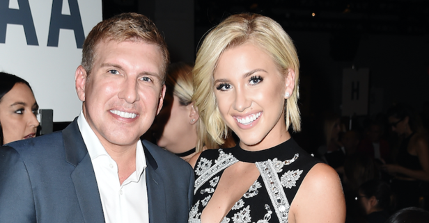 Todd Chrisley shares how proud he is of daughter Savannah and her new boyfriend, Luke Kennard