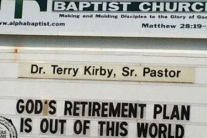 In an effort to bring people in, these churches got a little too creative with their messaging
