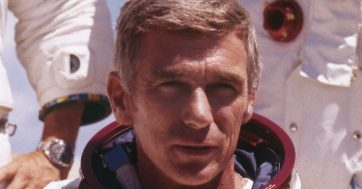 NASA announces the loss of the last man to walk on the moon