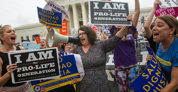 Texas lawmakers are funneling $20 million for its 'Alternatives to Abortion' program