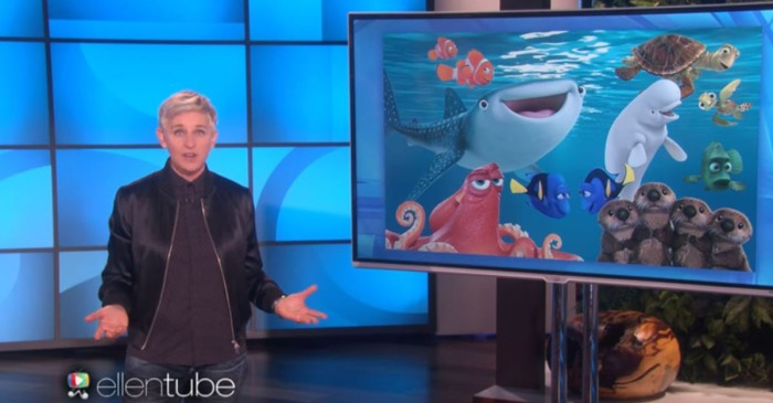 Ellen DeGeneres used her comedic charm to share her opinion about President Trump's refugee ban