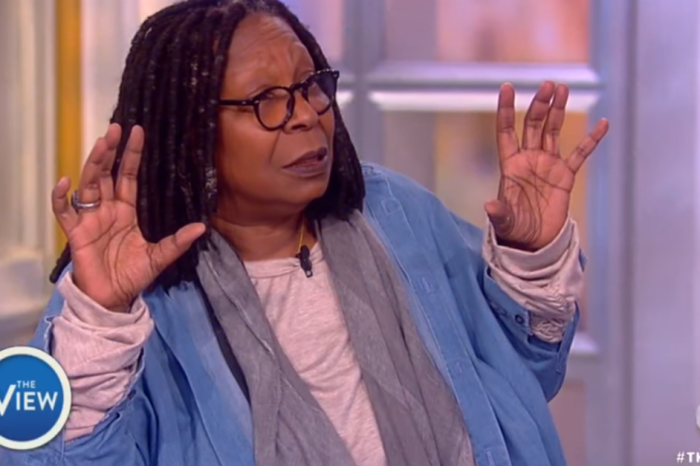 Whoopi Goldberg stood up for Tiffany Trump and made a huge promise about New York Fashion Week