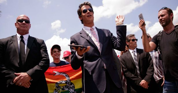 The ACLU explains why it's defending Milo Yiannoupolos' right to free speech