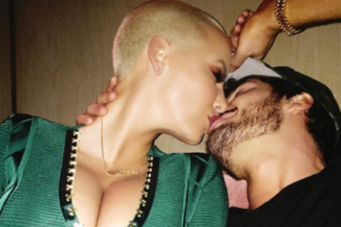 This passionate but short-lived celebrity romance is over