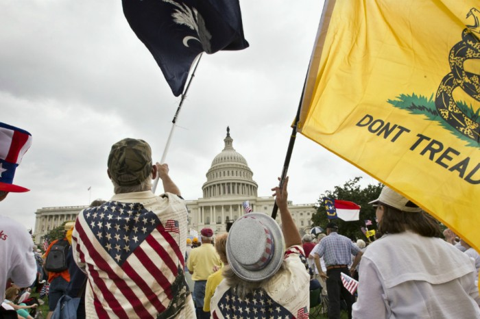 Why there will never be a liberal tea party