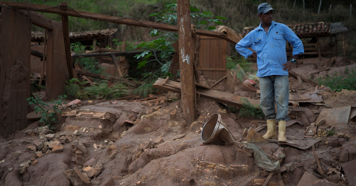 Mudslides are unpredictable and can be deadly