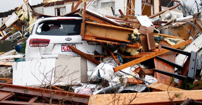 There is a lot of science behind deadly twisters