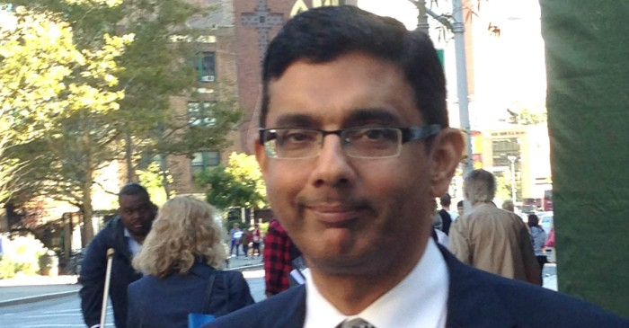 Yes, Dinesh D'Souza, refugees helped to build America