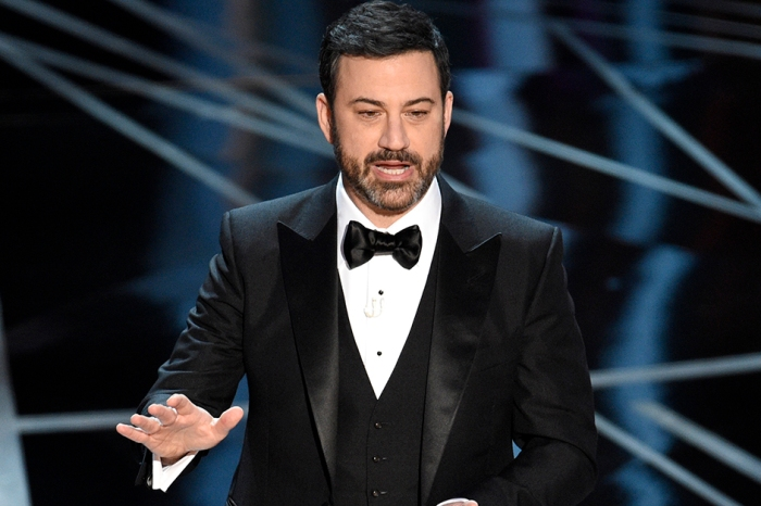 Comedians are crying plagiarism at Jimmy Kimmel for his Oscars monologue