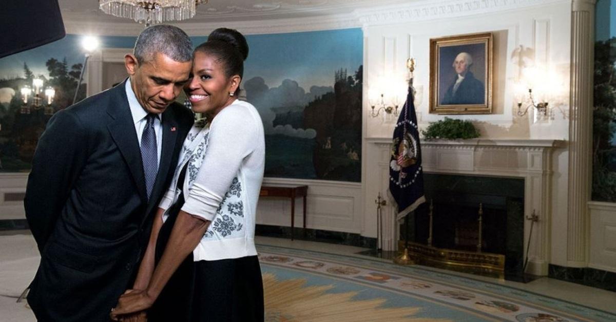 Former President Obama wishes Michelle a Happy Valentine's Day in a heartwarming tweet