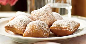 "Say ""happy Mardi Gras!"" with these sweet New Orleans-style beignets"