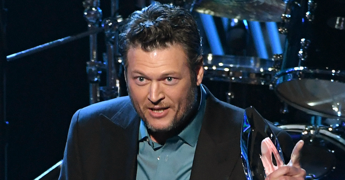 Blake Shelton fights a daily battle to keep classic country music alive